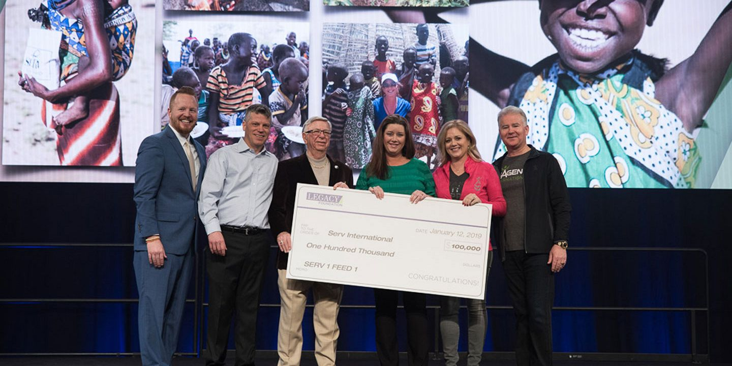 Isagenix Legacy Foundation Awards $665,400 in Grants to 16 Nonprofits