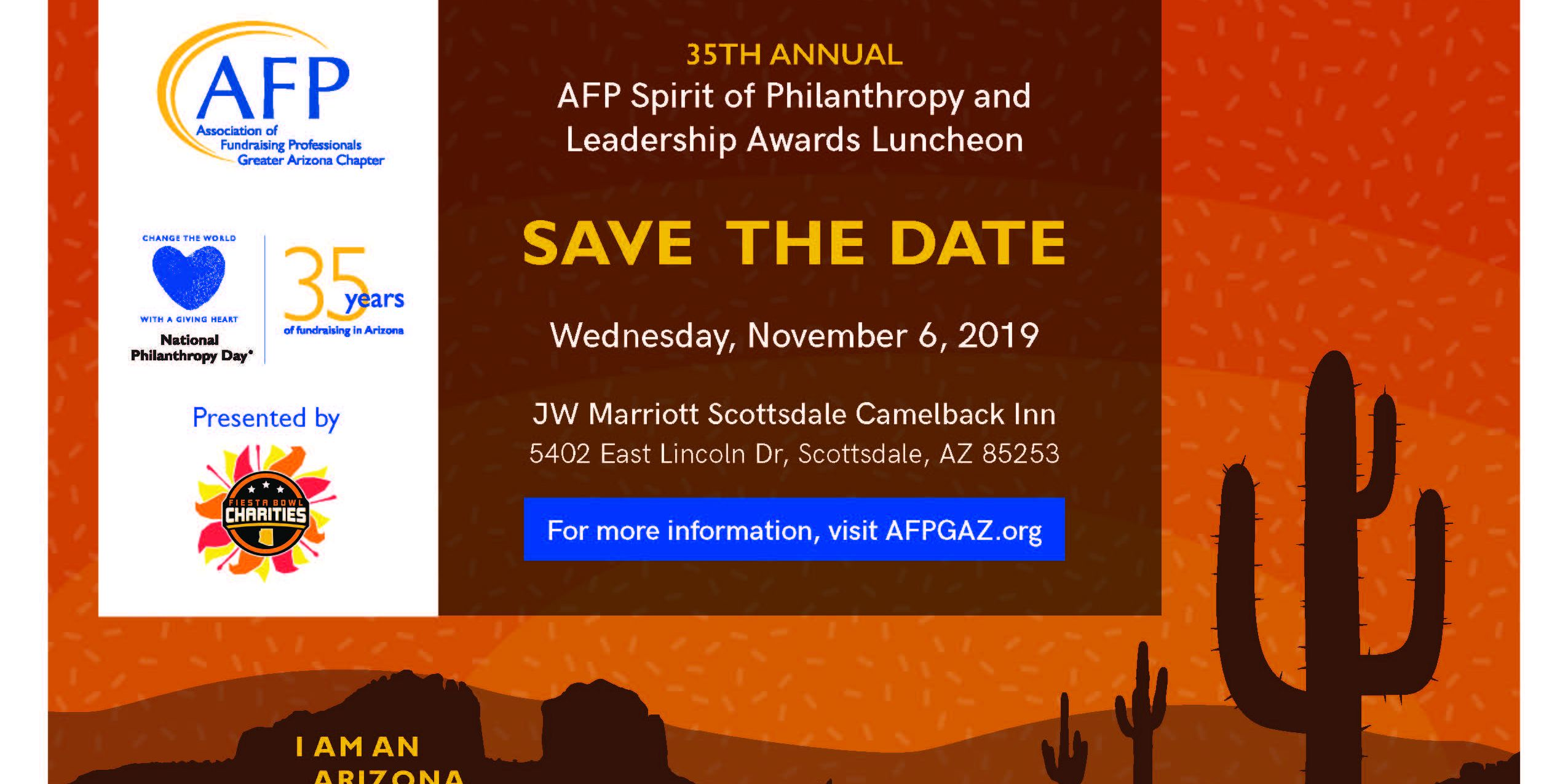 Philanthropy  Leaders to be Honored at 35th Annual Leadership Awards Luncheon